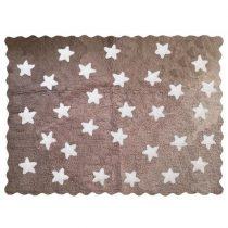 Aratextil alfombra lavable Eden topo