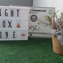 Monmama Light Box