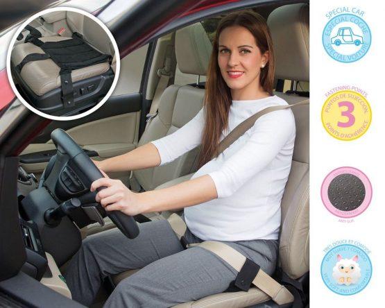 Kiokids cinturón seguridad embarazadas