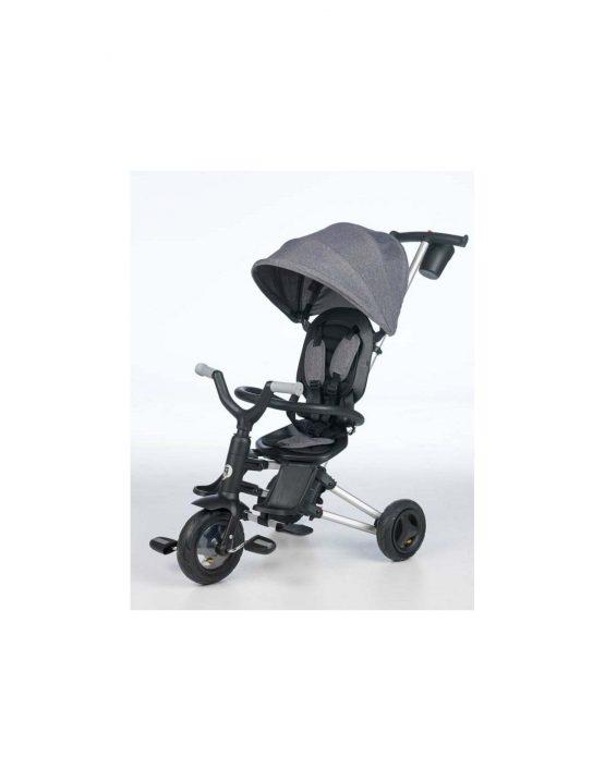 Qplay triciclo Nova Gris