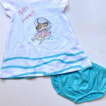 Babybol vestido hello summer