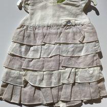 Babybol vestido lino