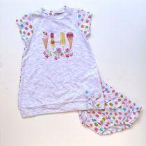 Babybol vestido punto helados