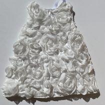 Coco vestido blanco flores