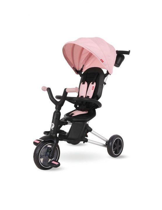 Qplay triciclo Nova rosa