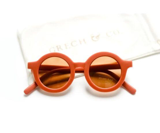 Grech&Co Gafas Sostenibles Rust