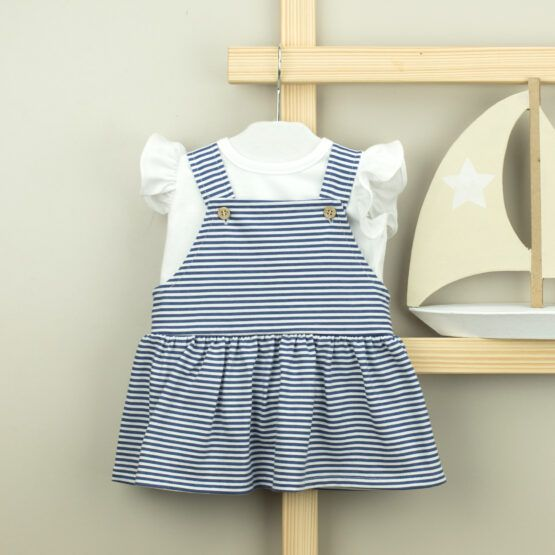 Babidu vestido+camisa sailor